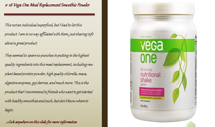 How Much Is Vega One Whole Foods