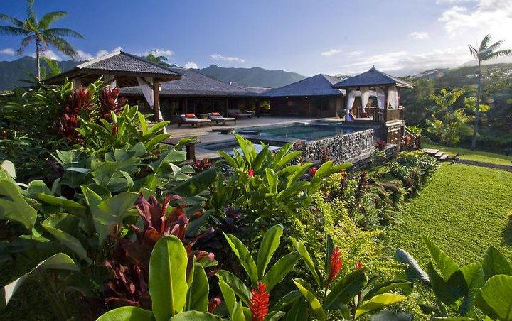 beautiful hawaiian zen garden - photo #37