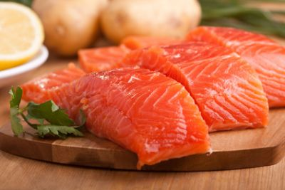 Wild Caught Alaskan Salmon Contrary To Perceptions Of All