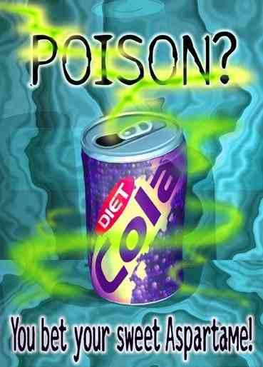 aspartame-poison