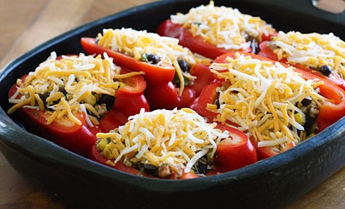 Santa-Fe-Turkey-Stuffed-Pepper-Recipe4