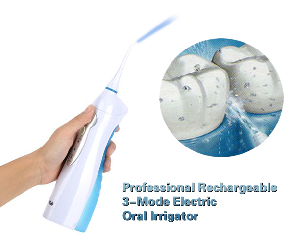 Mouth Irrigation 108
