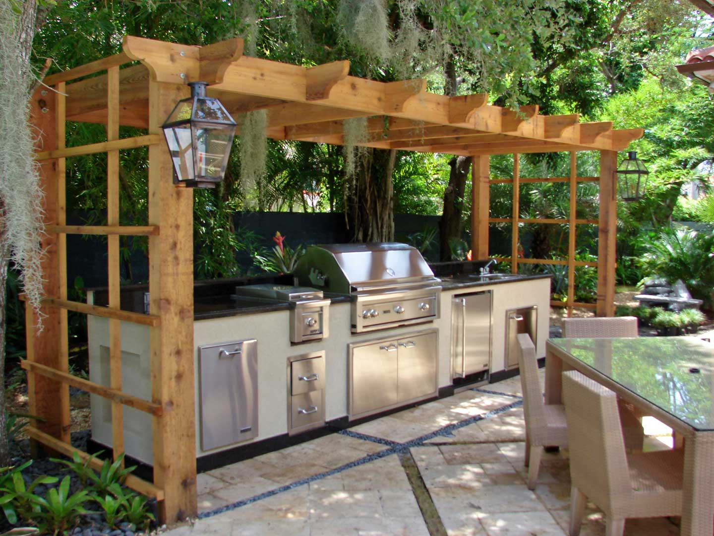Making An Outdoor Kitchen Dressed To Grill Winding Down The Summer With My Personal Favs