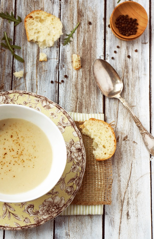 butter parsnip soup soup chick parsnip pear and maple soup with seared ...