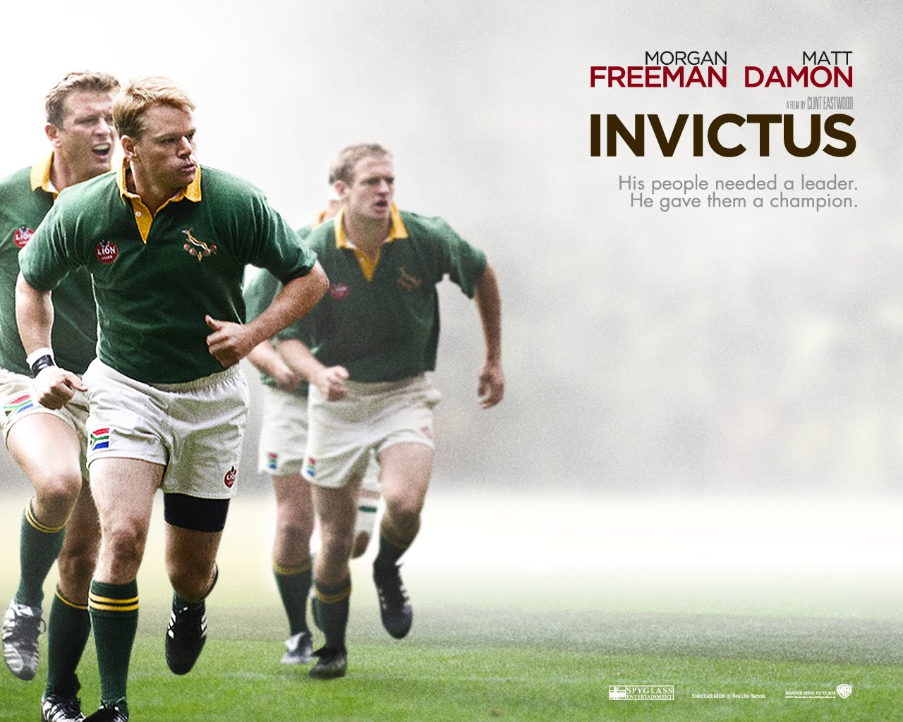 anthem to invictus Acmi education resource invictus: exploring issues of identity and belonging the context apartheid was a system of destructive and deeply unjust racism and segregation.