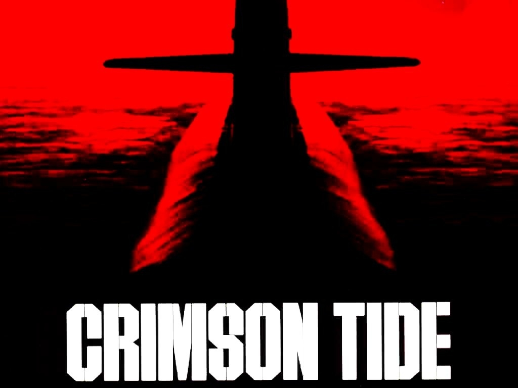 Crimson Tide Movie Wallpaper Dinner And a Movie