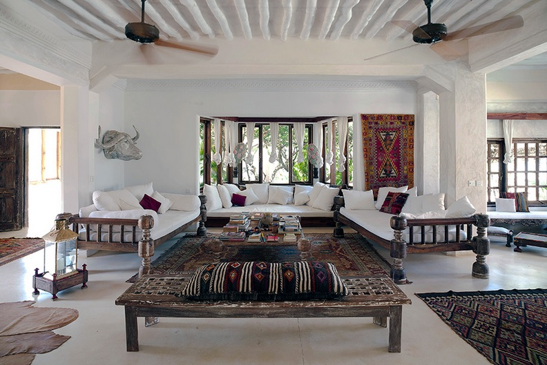 A land called fantasy lamu and manda islands kenya for Interior designs kenya