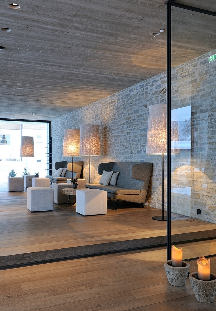 Upscale organic vacationing the wiesergut hotel for Boutique wellnesshotel osterreich