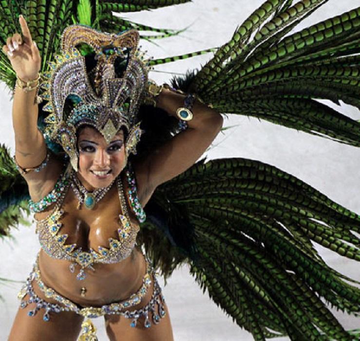 Rio de Janeiro Carnival Video 2011 Rio de Janeiro Carnival