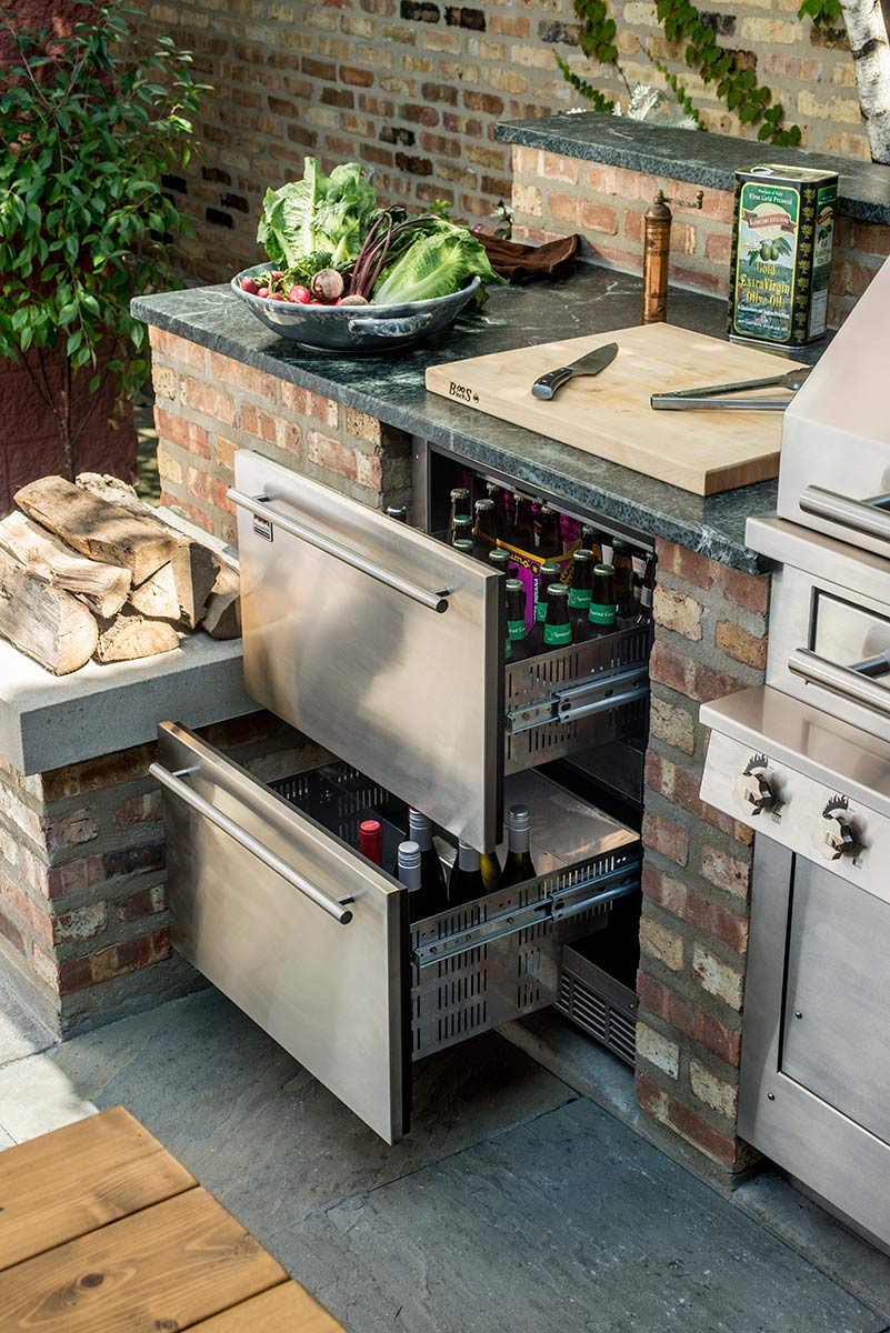 Making An Outdoor Kitchen Dressed To Grill Sophisticated Skewers Part 2 The Gaia