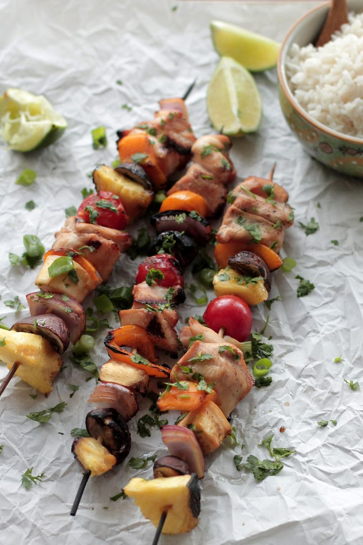 """Dressed To Grill"" …. Sophisticated Skewers (Part 2)- The ..."