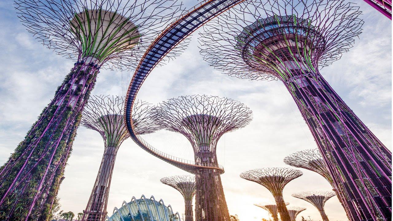 Garden By The Bay Blog garden garffiti, (part 3): gardensthe bay, singapore- the gaia