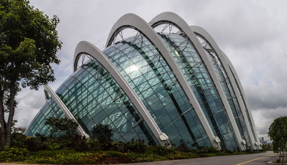 Garden Garffiti, (Part 3): Gardens by the Bay, Singapore ...