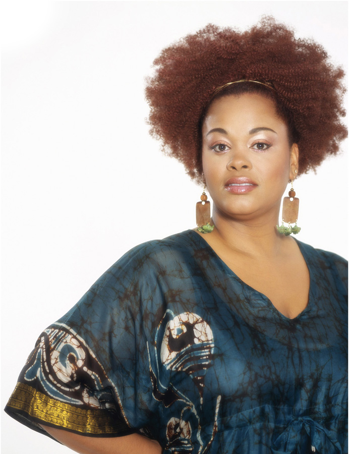 Jill Scott Curly Afro Hairstyle Thirstyroots Black Hairstyles