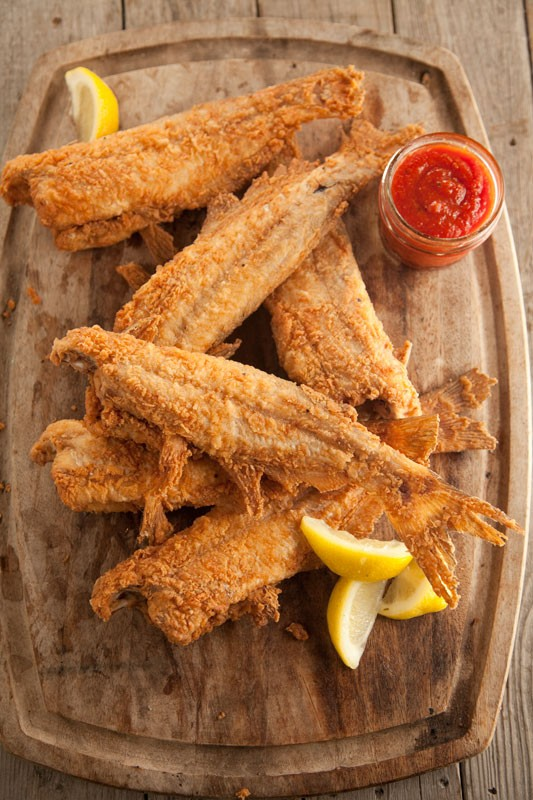 Deep Fried Whole Fish Recipes