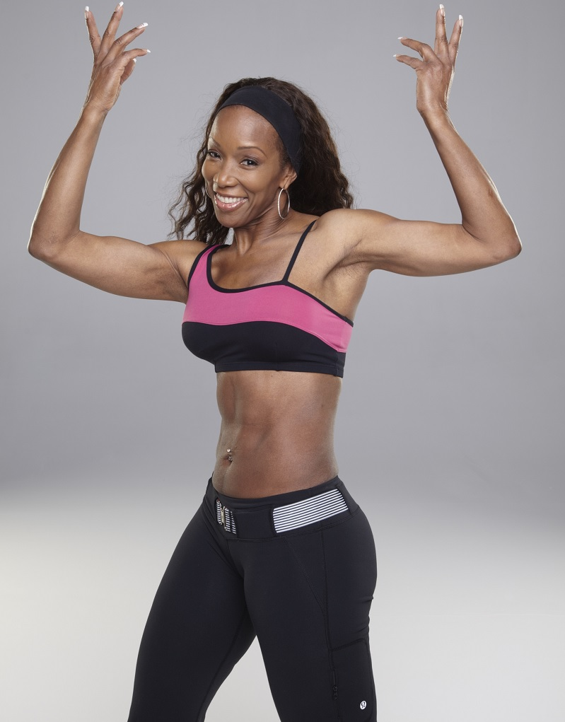 Fifty+, Fit, and Fabulous!!! Wendy Ida (uh……technically, she is
