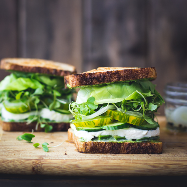 """Home Cookin' !!! Sophisticated Sandwiches In """"Tribeca"""